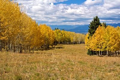 Fall Color Hike, Sept 27, 2012