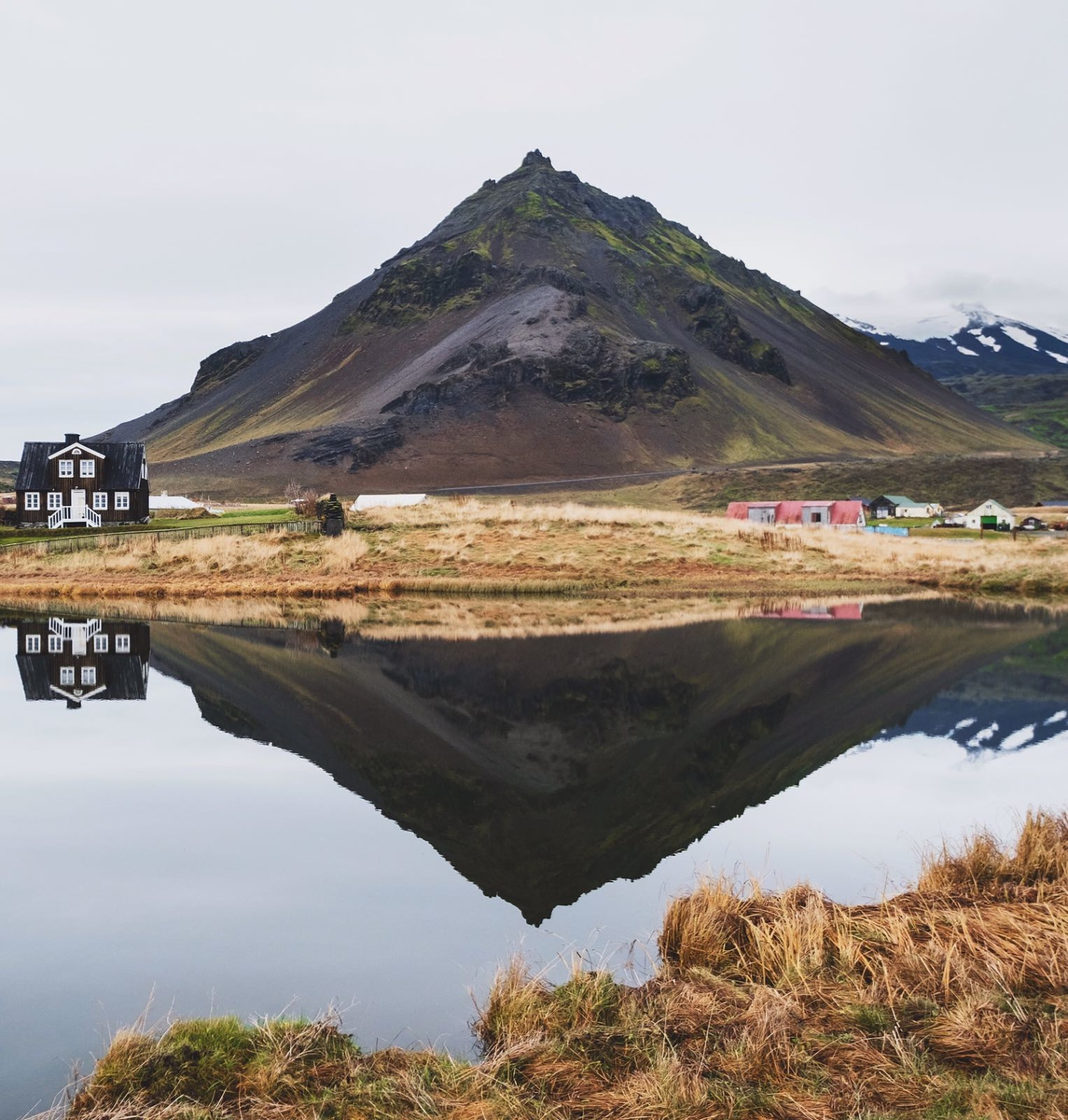 Arnastarpi Landscape
