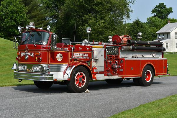 Company 32 - Pikesville Fire Company