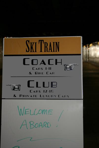 Ski Train '07