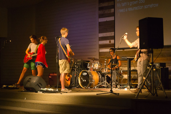Lake Hills Church - August 10, 2012, Morning