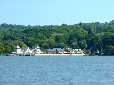 Lake Mohawk Boardwalk/Sparta/NJ - Sept., 2010