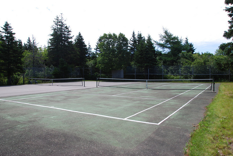 North Head Tennis Courts - 1