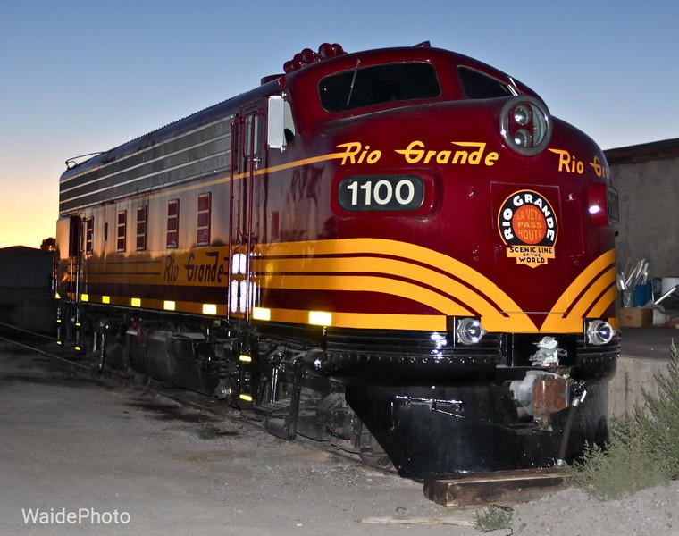Alamosa, Colorado 2010.