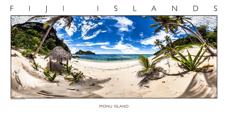 Idyllic Island of Monu - Mamanuca Archipelago - Fiji