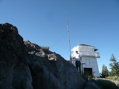 Sardine Peak (W6/NS-160) SOTA Activation 8/1/2012