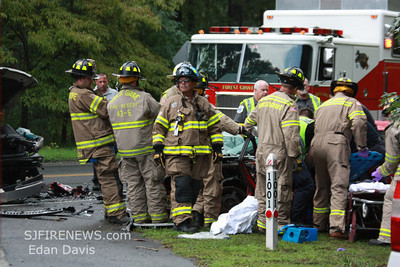 08-14-2012, MVC With Entrapment, Franklin Twp. Main Rd. and Catawba Ave.