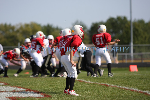 "Lawson Youth Football ""RED"" vs Cameron 08"