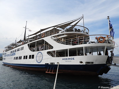 One Day 3 Island Cruise on COSMOS 14 Sep 2018