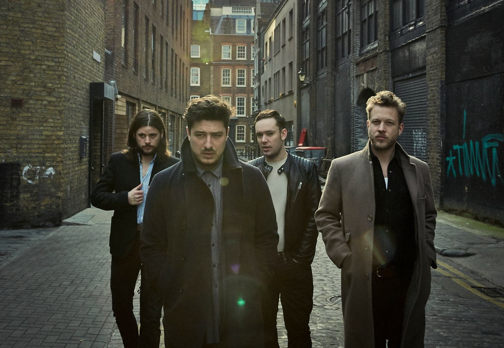 . Mumford and Sons - June 16