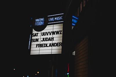 2-10-13 Judah Friedlander at Waiting Room