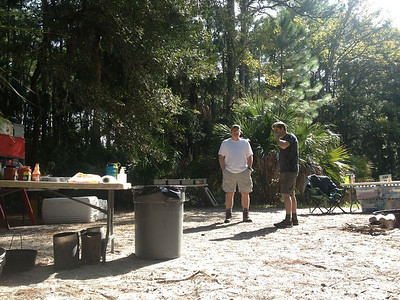 Hunting Island Campout Nov 2014