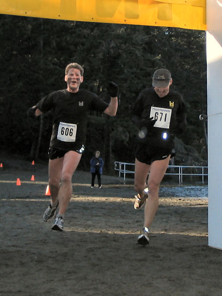 2004 Stewart Mountain XC - Rob Klassen and Stephen Cook