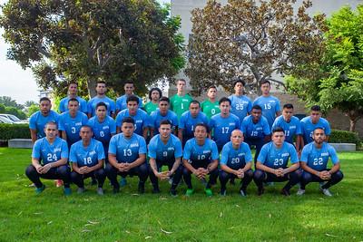 2018 HIU Men's Soccer