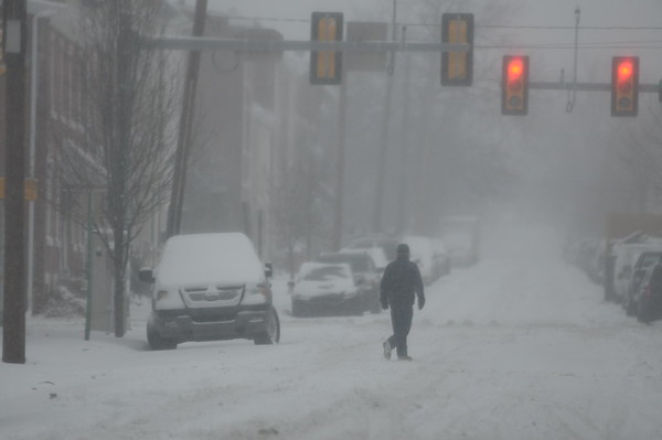 County residents dig out from snow storm
