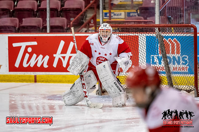 North Bay Trappers vs Soo Greyhounds (03.24.19)