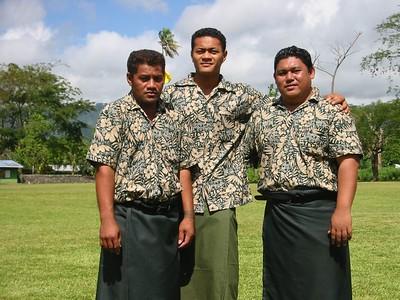 Faleata Secondary School