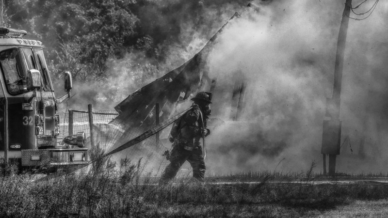 Firefighter's Tribute