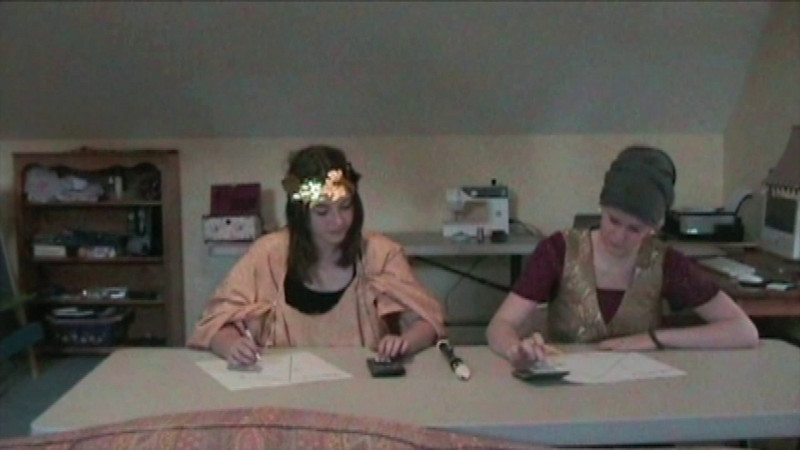 Maeve and Sarah's song...(2011)