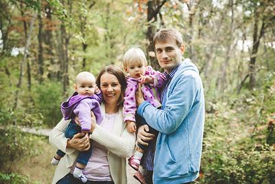 Kozhushchenko Family