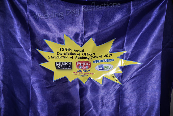 PHCC Graduation and Installation 2017