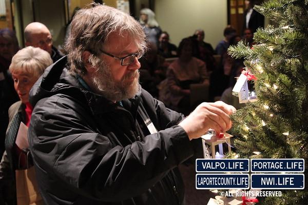 VNA Tree of Remembrance ceremony 2019