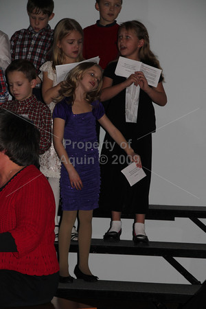 aquin elementary christmas concert . 12.12.12