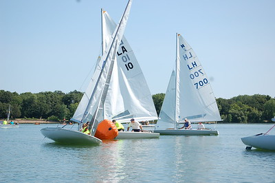July 27-29 M Scow Champ