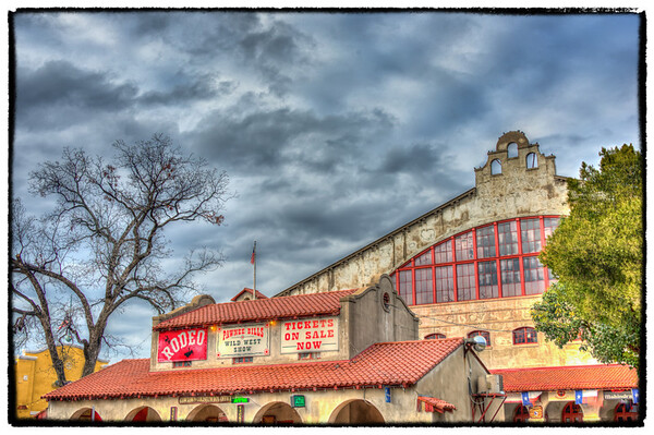 Ft. Worth - Stockyards - January 2013