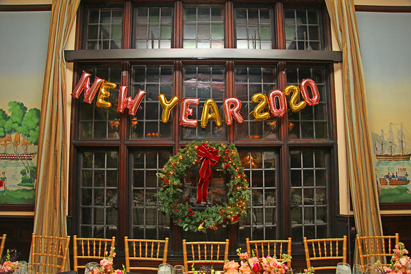 Marta & John's New Year's Eve Party 2020
