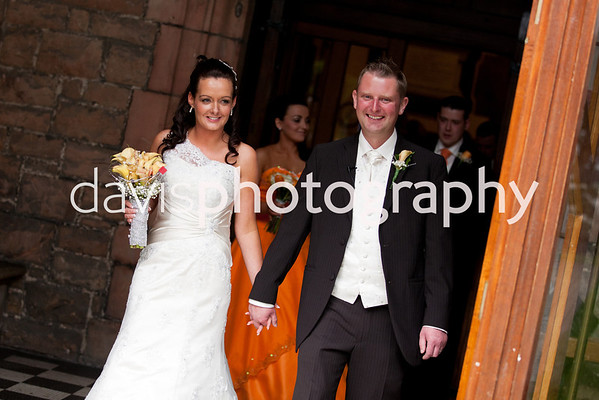 Debbie & Darryl Wedding Photography Northern Ireland