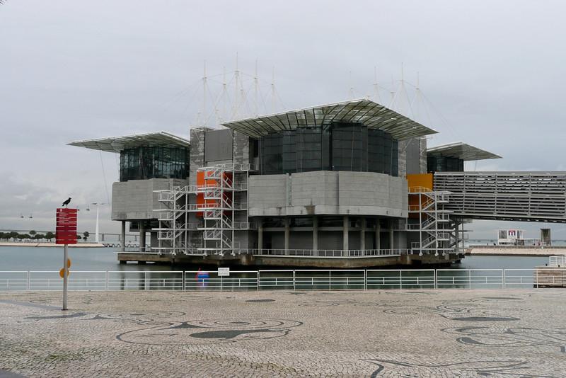 Oceanário de Lisboa. Parque das Nações, Lisbon