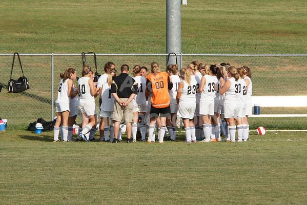 Girls Soccer 2010