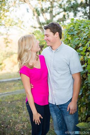 Jenna & Hunter Engagements