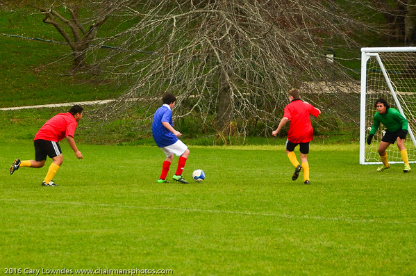 2016-07-09 Onehunga Mangere Utd AFC 15/2 Diggers v Ellerslie AFC 15/2 Gold