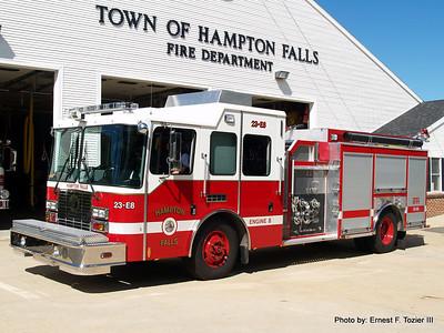 Hampton Falls, NH Fire Apparatus