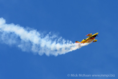 Aerobatic Displays