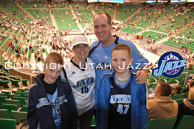 Jazz vs Kings Feb 28, 2009