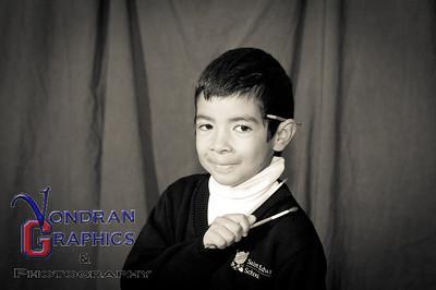 2008 Kinder Photos (b+w)