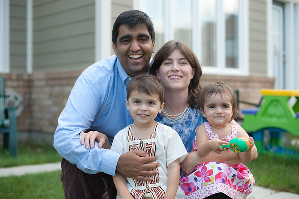 Tyndale - Marketing - July 2012 - DMin - Alex Philips and Family