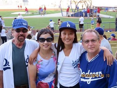 Dodgers With the Benjamins
