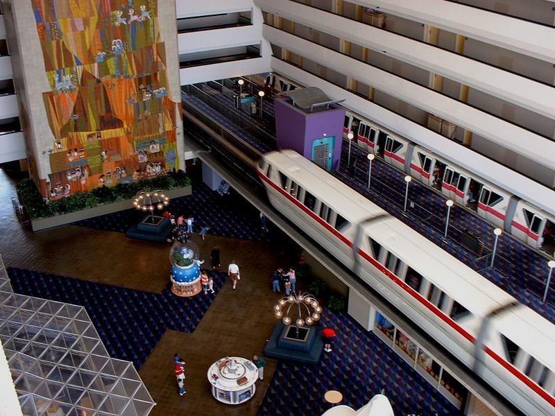 Contemporary Hotel, 3-19-04.jpg