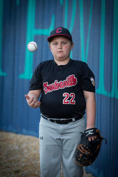 Chesterville Chieftans Baseball (Bingham)