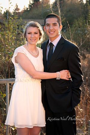 Nicole and Logan Wedding