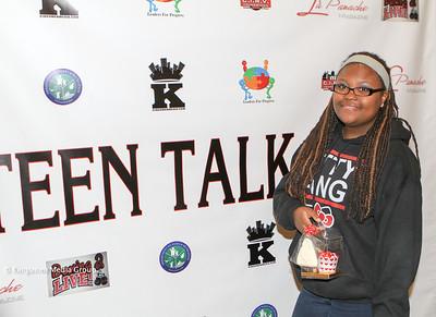 TEEN TALK-YOUNGSTOWN W/ DEMETRIA McKINNEY