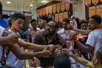 Boys Varsity Basketball vs Fairfax 2/2/16