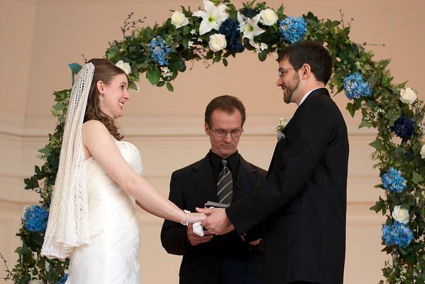 Joshua & Stephanie (Ceremony)