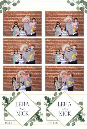 Nick and Leha