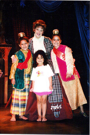 The King and I  2001-2002