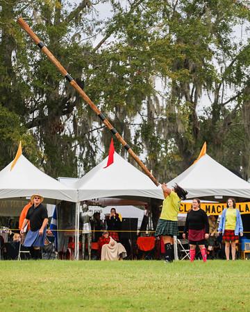 2019 - Charleston Scottish games and highland gathering